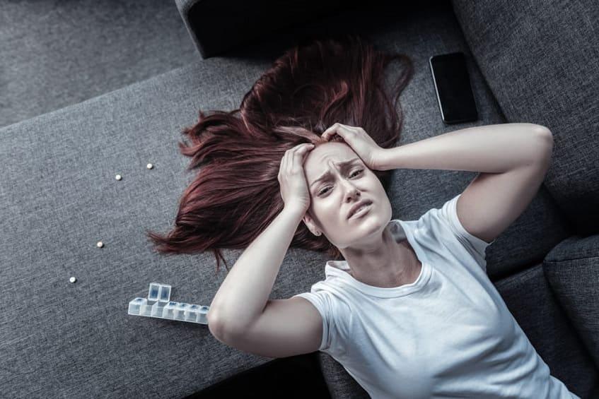Депрессия после алкоголя