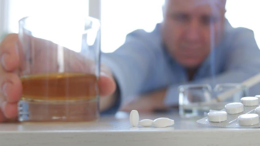 Ацетилсалициловая кислота при похмелье